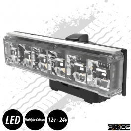 Axios LED Warning Module - Directional LED (12/24v)