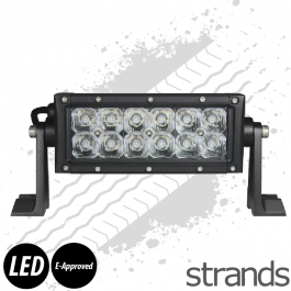 Driving Light Bar (206mm), E-Approved LED, Driving Light