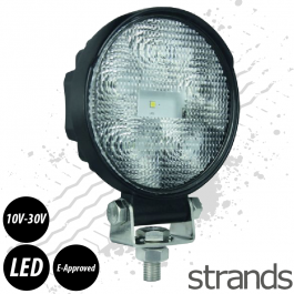 Work Light 9W round LED