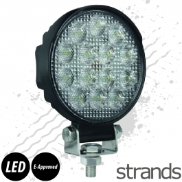 CLEARANCE Work Light 21W Round LED