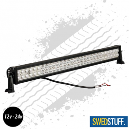 LED Bar Double Row 60 LED, 180W, 12/24v, 10800 Lumen