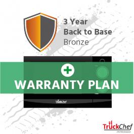 TruckChef Bronze Warranty Plan - 3 year Return to Base