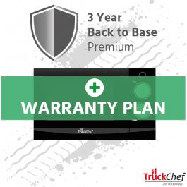 TruckChef Premium Warranty Plan - 3 year Return to Base