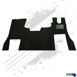 Scania Next Generation S Series Full Floor Mat (Rubber)