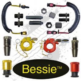 Bessie Spanner Less Full Universal Airline Commercial Kit - Small Coil