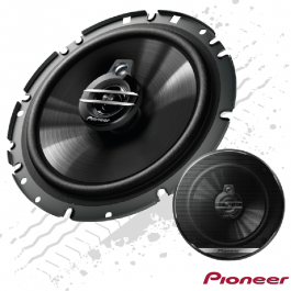 Pioneer 17cm 3-Way Coaxial Truck Speakers 300 Watt - Pair