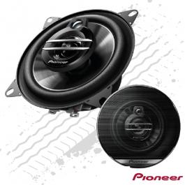 Pioneer 10cm 3-Way Coaxial Truck Speakers 210 Watt - Pair