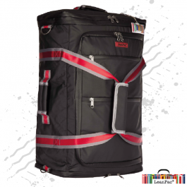 JamPac Travel Backpack With Multiple Openings - Includes Straps And Dividers