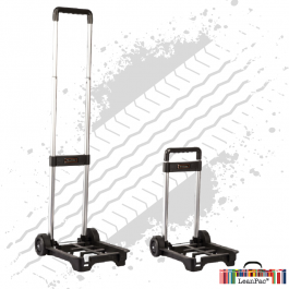Trollite Light Weight Extendable Travel Trolley - 0.9Kg