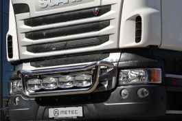 Scania R Series Front Light Bar. 2009 Onwards. Pre Wired.