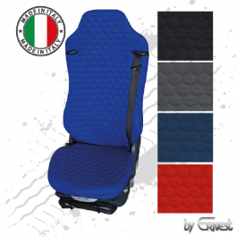 The Best Professional Premium Universal Quilted Cotton X-Type Seat Cover - Choice Of Colours