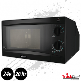 24v Microwave Oven. TruckChef. Truck Microwave.