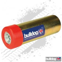 Bulldog Air Line Lock - Prevent Trailer And Load Theft