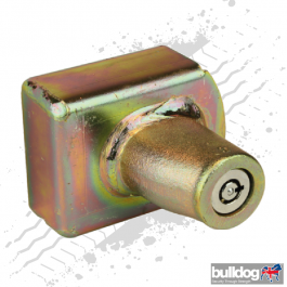 Bulldog Palm Air Line Lock - Prevent Trailer And Load Theft