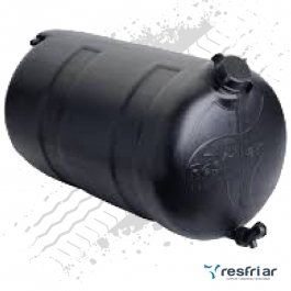 Chassis Mounted Water Tank For EcoCool Roof-Mounted Cooler