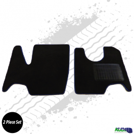 Mercedes AXOR/ATEGO Floor Mats - 2 Piece Set