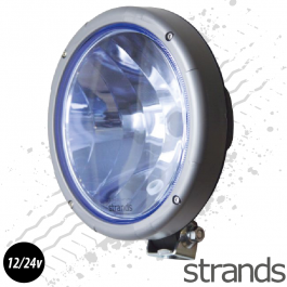 Blue Lens Halogen Spotlight 12V or 24V