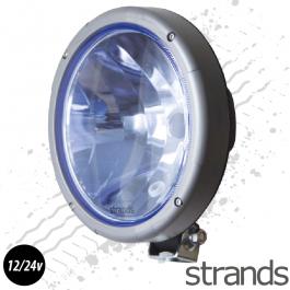 Blue Lens Halogen Spotlight 12V or 24V