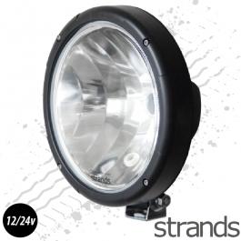 Ljusdal Slim Halogen Spotlight 12V or 24V Driving Light