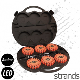 LED Warning Light 6 Pieces