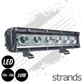 LED Bar 6LED 30W 10-30V
