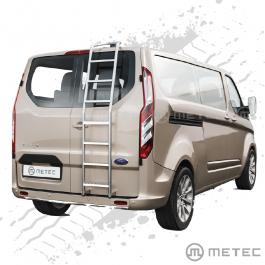 Ford Transit Custom 2018 Onwards - High Roof Van Rear Ladder