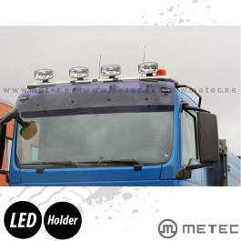 MAN TGS L Cab 2007 Onwards Top Lightbar with LED's, Pre-Wired