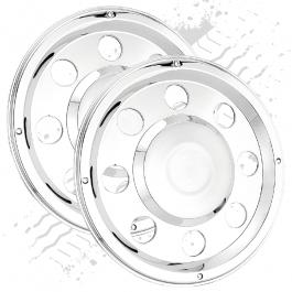 """Standard / Scandinavian 17.5"""" Rear Wheel Trims (Pair)"""