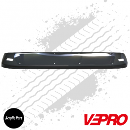 MAN F2000 L/Roof W/Cab Sunvisor - Acrylic Spare Part