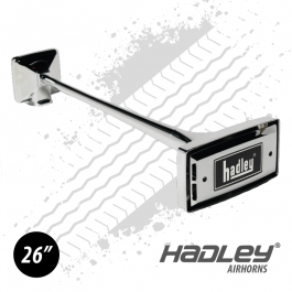 "Hadley 26"" Rectangle End Airhorn. H00978ECE. Air horn."