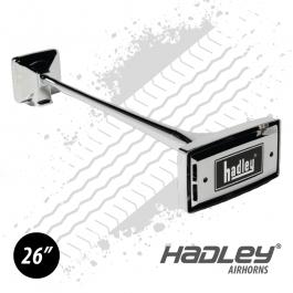 "Hadley 26"" Rectangle End Airhorn. H00978ECE. Air horn."
