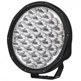 "SWEDSTUFF 155 Watts Driving Light 9"" LED Spot Beam - Actual Lumens 13040!"