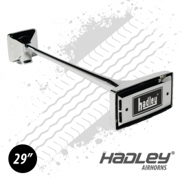 "Hadley 29"" Rectangle End Airhorn. H00977ECE. Air Horn."