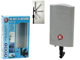 TV Aerial, DVB-T Indoor / Outdoor Antenna, Truck TV Aerial, 12/24v