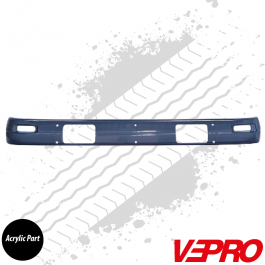 Scania R - 06/2013 / 4-series 4 Light Holes Normal/Highline Acrylic Sun visor - Acrylic Spare Part