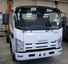 Isuzu NQR / NPR Wide Cab, 2008 onwards (Euro 4, 5 and 6) Sunvisor