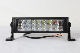 LED Bar with built in LED Sidelights, DRL's, E-Approved (317mm)