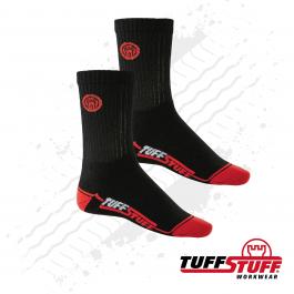 TuffStuff 606 Extreme Work Sock (Black) 1 Pair