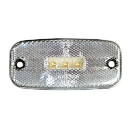 LED Side Marker Light - White