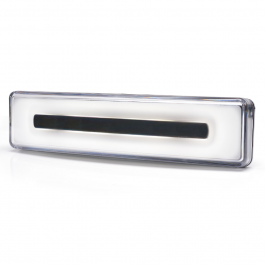 White Neon Sunvisor Marker Light  - Suitable For Scania 4, P, G And R Models.
