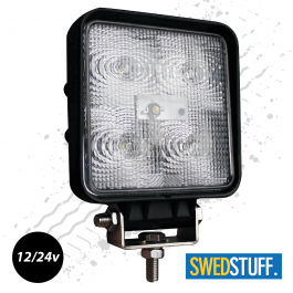 SuperBright LED Worklamp 12/24, 15W, 1000 Lumen!
