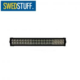 LED Bar Double Row 40 LED, 120W, 12/24v, 7200 Lumen