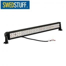 LED Bar Double Row 60 LED, 180W, 12/24v, 10800 Lumen