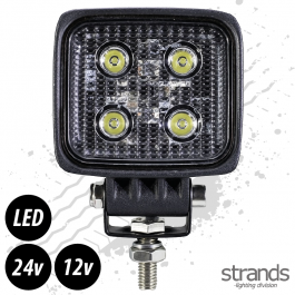 LED Mini Work Light, 9-30v, 3 Year Warranty! ECE R10 Approved.
