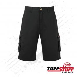 TuffStuff 811 Pro Work Short (Black)