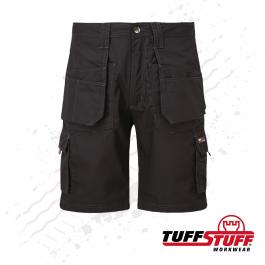 TuffStuff 822 Endurance Work Short (Black)