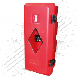 6-9Kg Fire Extinguisher Box