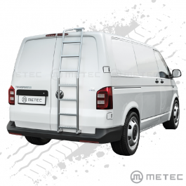 Volkswagen T6 2003-2015 - High Roof Van Rear Ladder