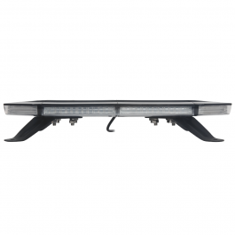 Strands Monitum Black Slim Position LED Amber Light Bar 474mm, 12/24 Volt E-Approved - 3 Year Warranty