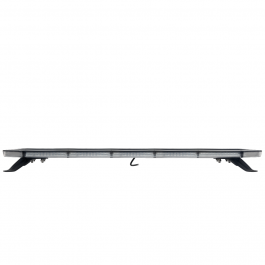 Strands Monitum Black Slim Position 90w LED Amber Light Bar 933mm, 12/24 Volt E-Approved - 3 Year Warranty